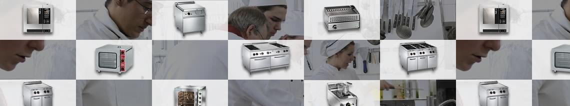 Attrezzature per la ristorazione, bagnomaria, brasiere, cuocipasta, forni, forno, friggitrici, fry top, griglia, griglie, pentola, pentole, piastre a induzione: scopri tutto quello che Mister Kitchen ha selezionato per te