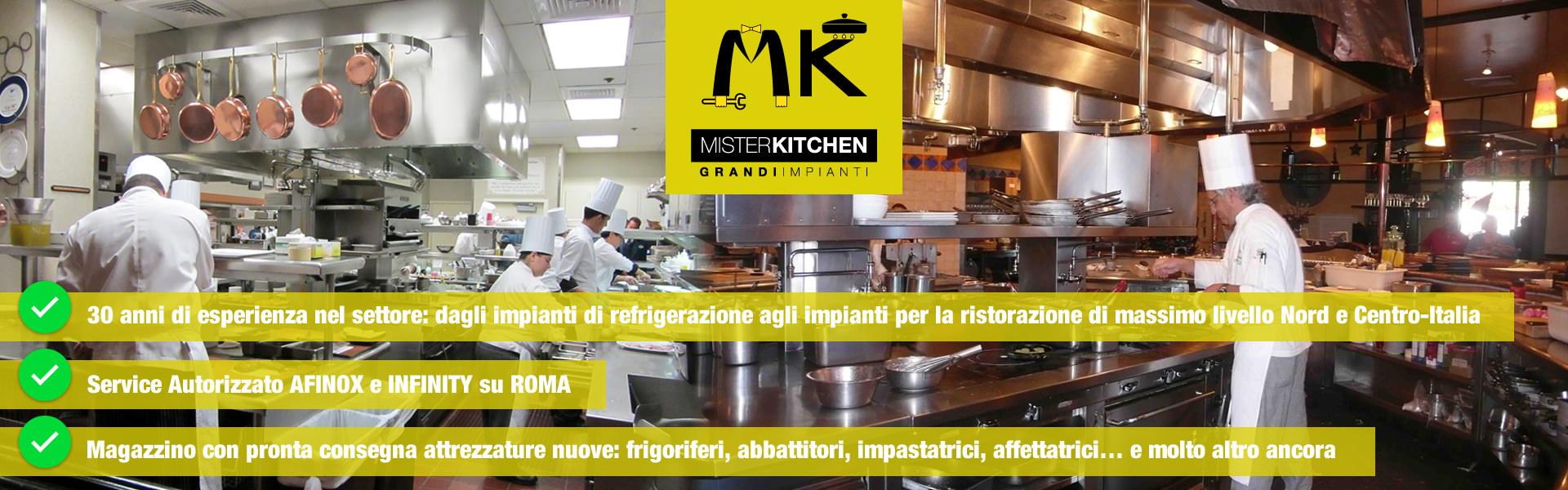 Best vendita cucine industriali images acrylicgiftware for Mr arredamenti roma