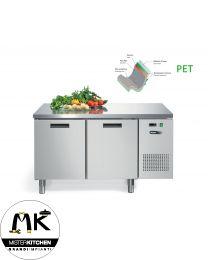 Tavolo refrigerato Fresh PET 2P Tn - Afinox