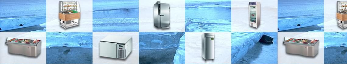Abbattitore di temperatura, armadi frigo, banchi frigo, celle frigo, pensili frigo, tavoli frigo, vetrine frigo: tutto il meglio selezionato da Mister Kitchen