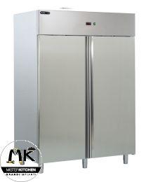 Armadio frigo doppia porta Afinox Mekano Green