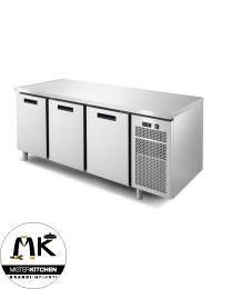 Tavolo refrigerato Linear 3p Afinox - Mister Kitchen