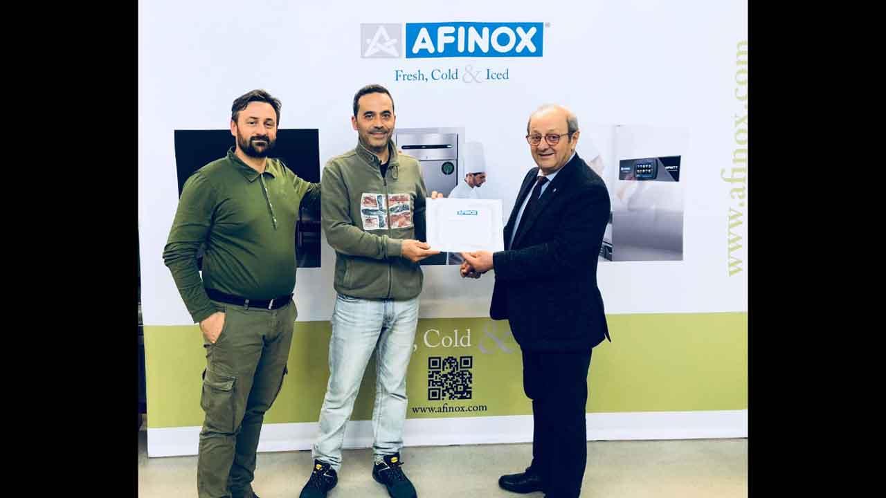 afinox diploma tecnico