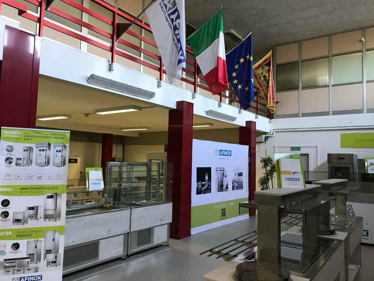 Afinox sede Padova