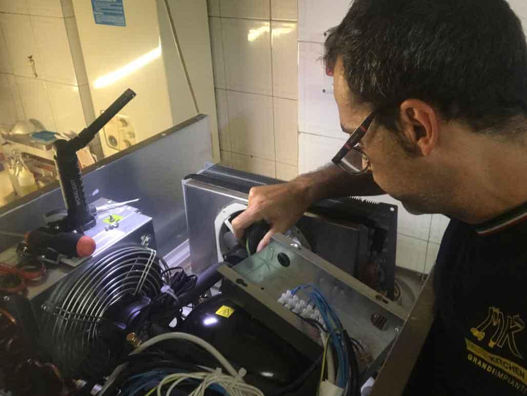 Assistenza tecnica Afinox Roma
