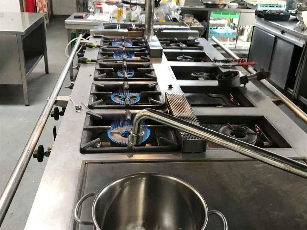 omac cucine manutenzione